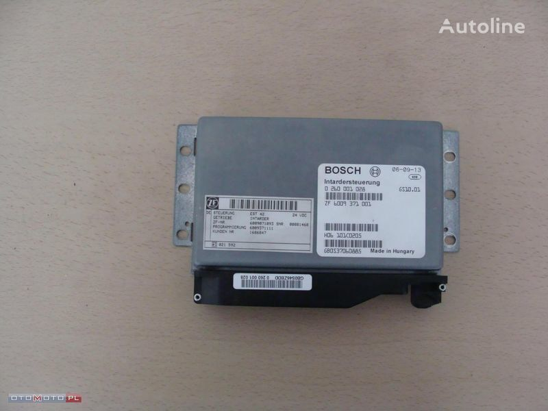 STEROWNIK INTARDERA control unit for DAF XF 105 tractor unit