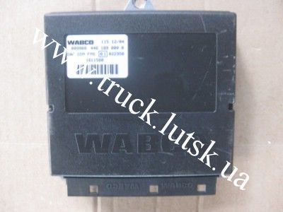 Wabco control unit for DAF XF 95 480 truck