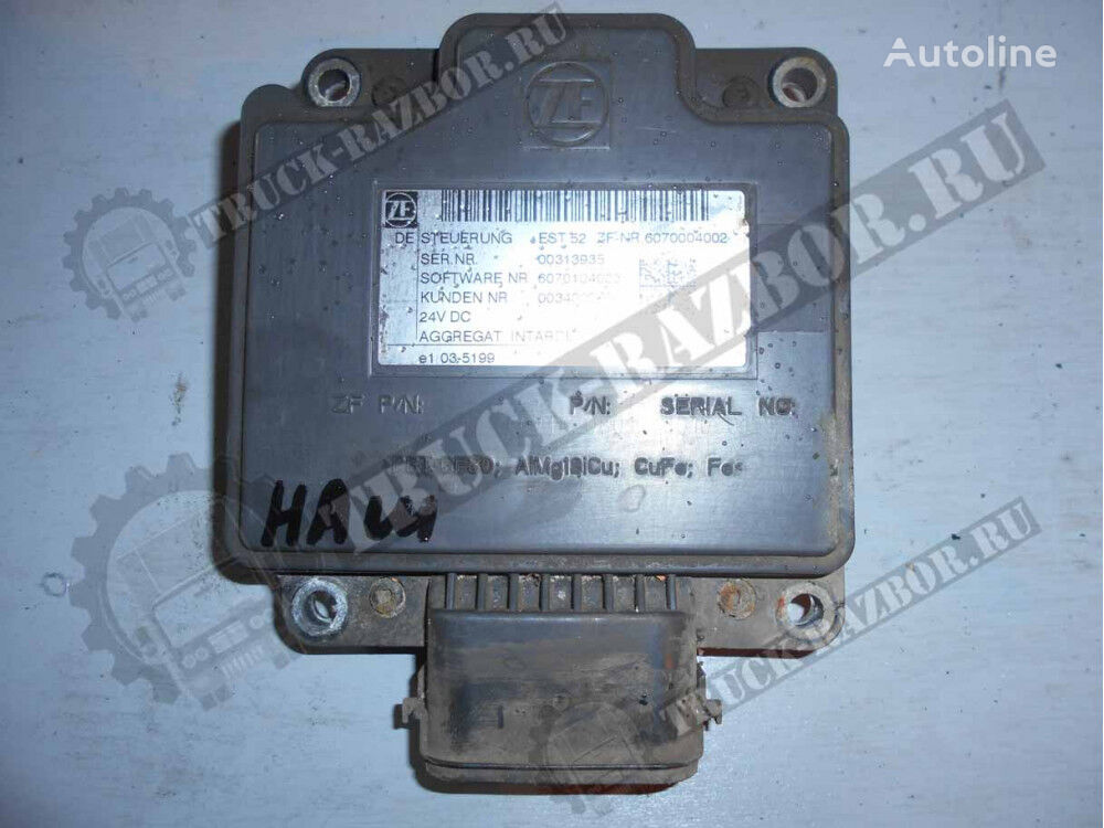 DAF upravleniya retardoy ZF control unit for DAF   tractor unit