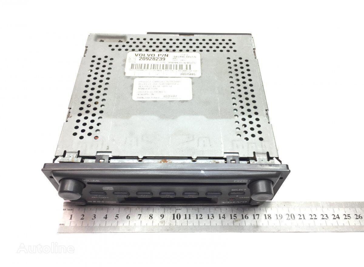 DELPHI control unit for VOLVO B6/B7/B9/B10/B12/8500/8700/9700/9900 (1995-) bus