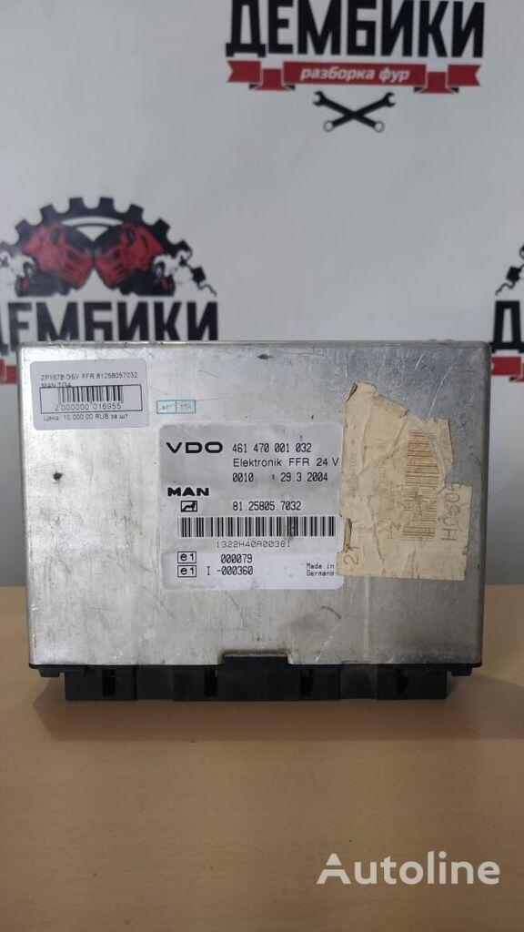 FFR EBU control unit for MAN TGA truck