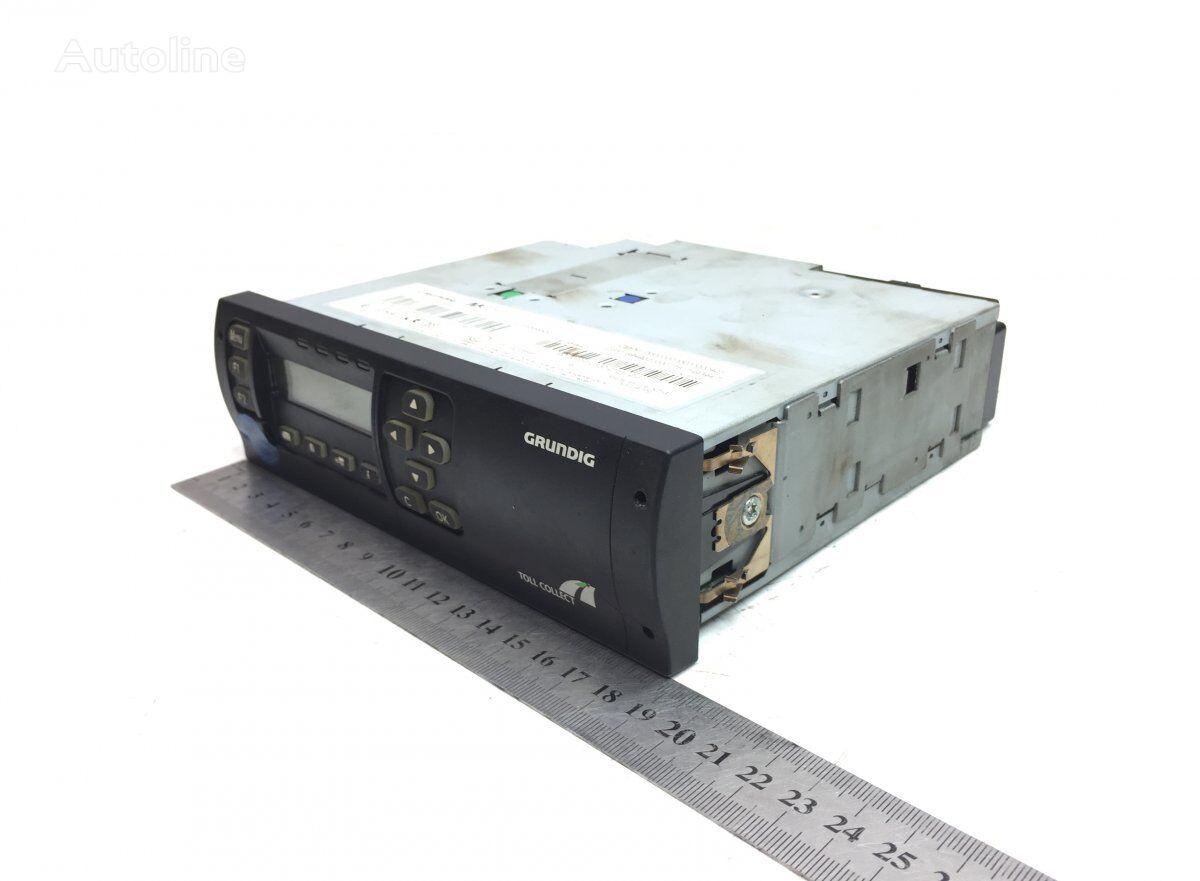 GRUNDIG FH (01.05-) (2S012) control unit for VOLVO FM/FH (2005-2012) tractor unit