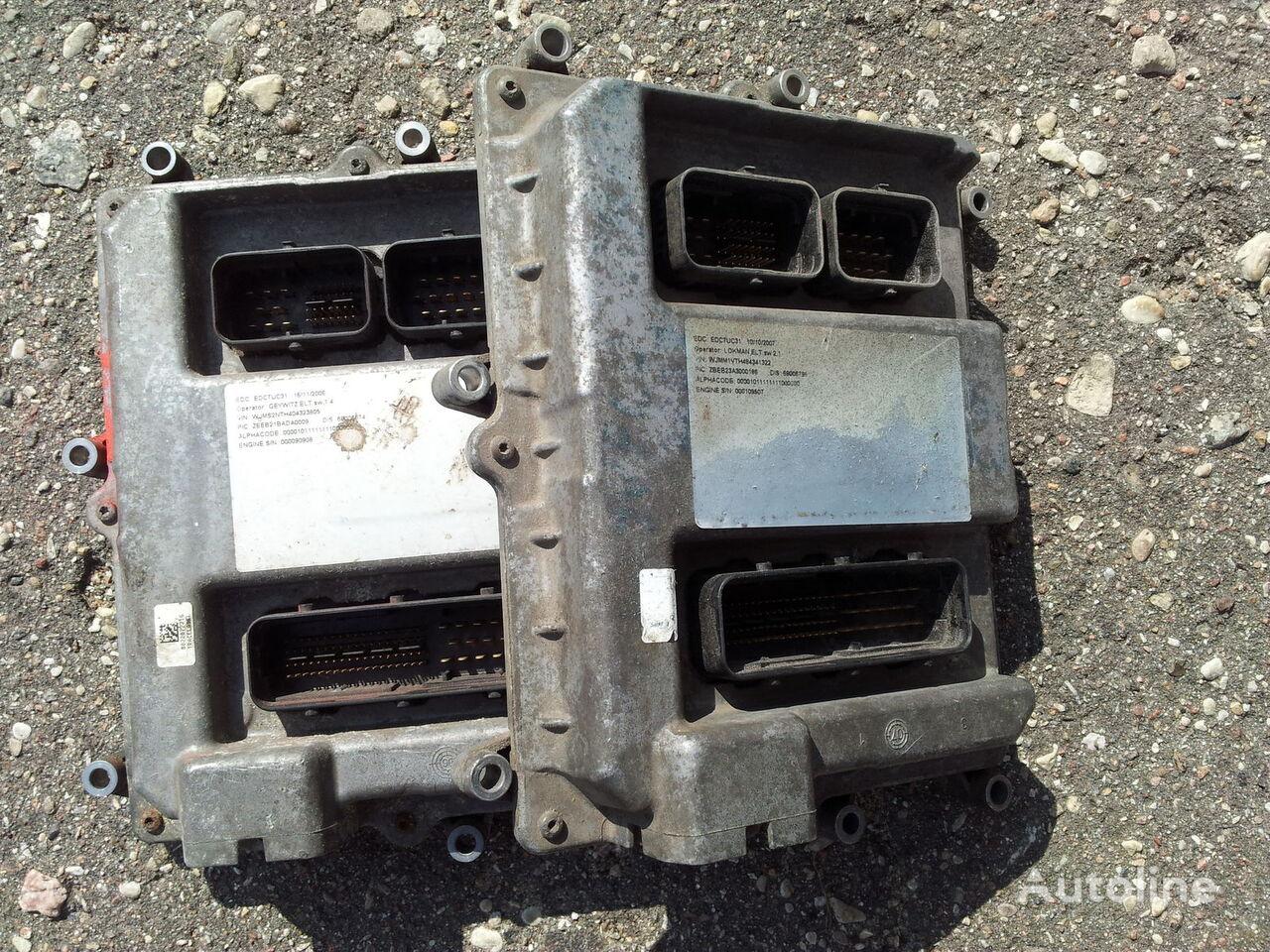 IVECO EURO5 420PS ECU 0281020048 engine computer EDC set (EDC, VCM, ch control unit for IVECO STRALIS tractor unit