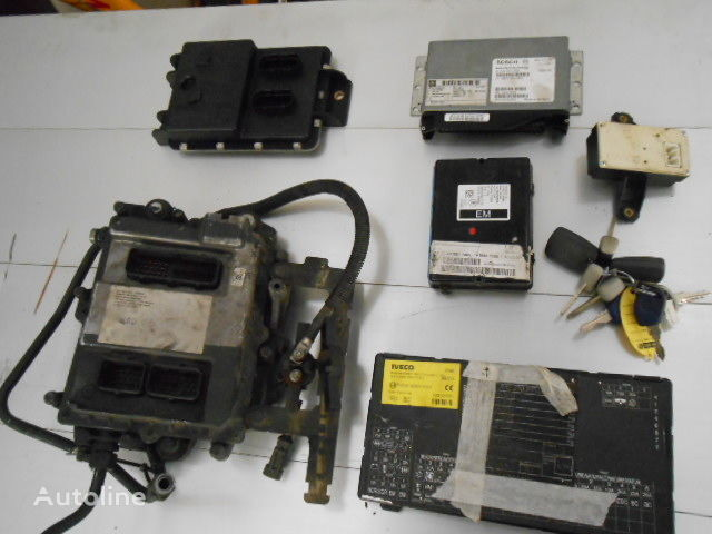IVECO Euro 5 F3BE3681 EDC7 UC31 control unit for IVECO Stralis/Trakker truck