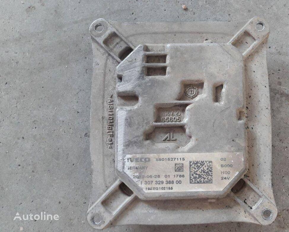 IVECO STRALIS EURO5, EURO6, head lamp level sensor, xenon headlamp con control unit for IVECO Stralis tractor unit