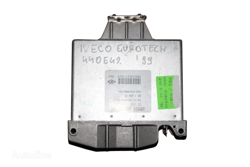 control unit for KASETA ABS / ASR IVECO EUROTECH KNORR truck