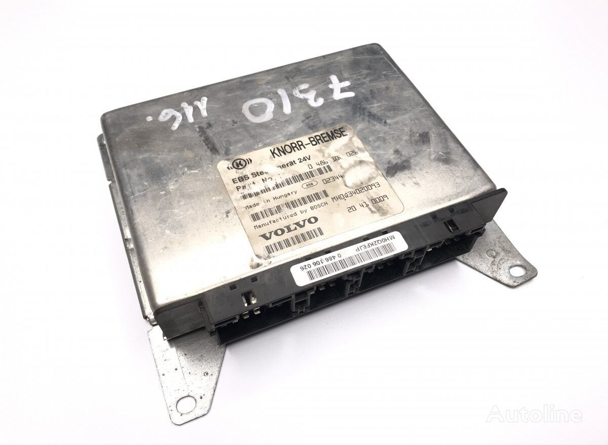 KNORR-BREMSE control unit for VOLVO FH12 2-serie (2002-2008) truck