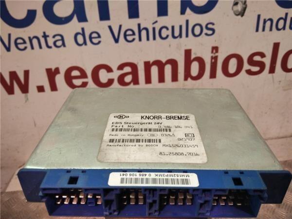 KNORR-BREMSE control unit for MAN TGA truck