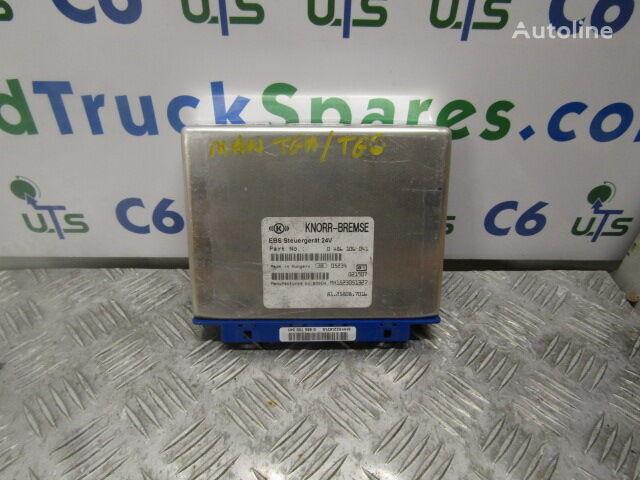 KNORR-BREMSE ECU (81.25808.7016) control unit for MAN TGA / TGS / TGX  truck