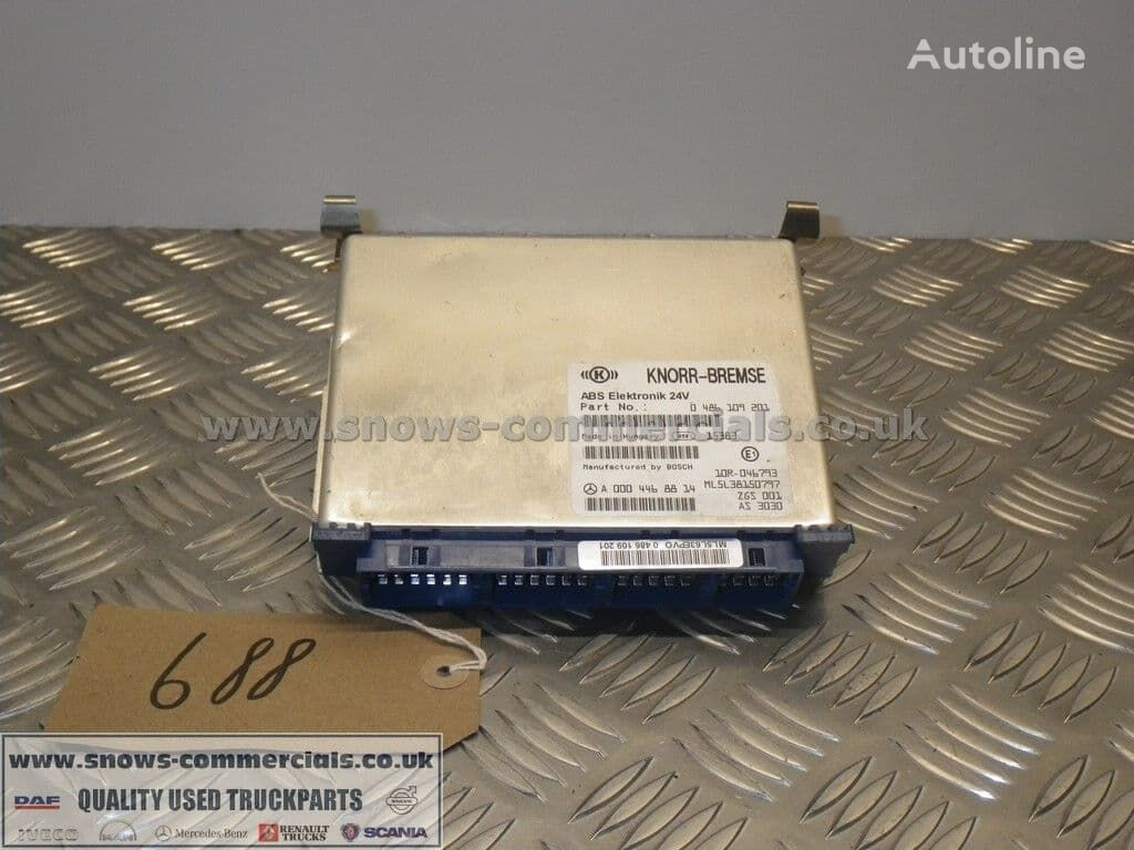 KNORR-BREMSE ECU Mercedes control unit for truck