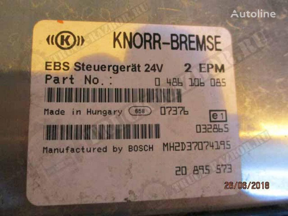 KNORR-BREMSE blok EBS control unit for RENAULT tractor unit