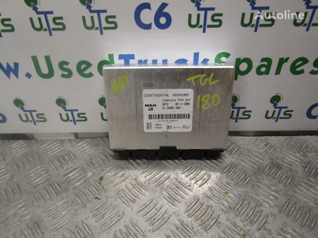 MAN control unit for MAN TGL/TGM truck