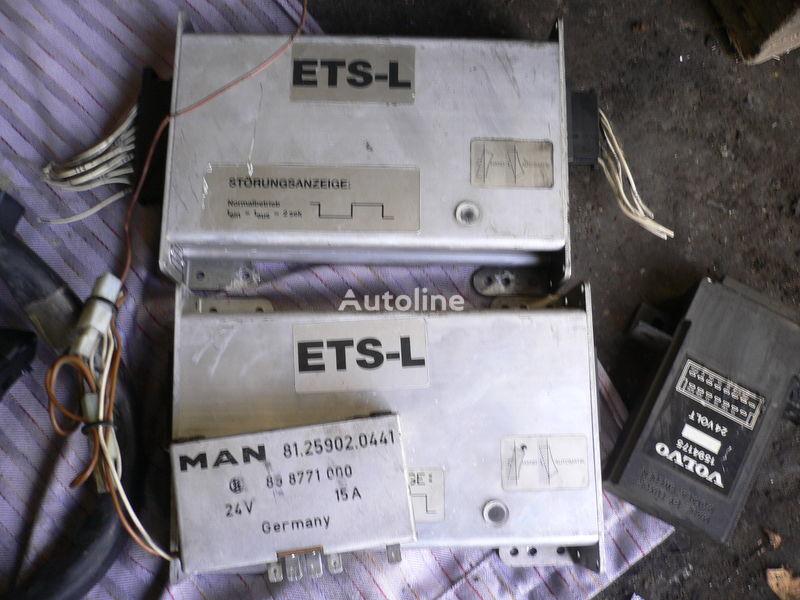 MAN ETS-L control unit for MAN bus