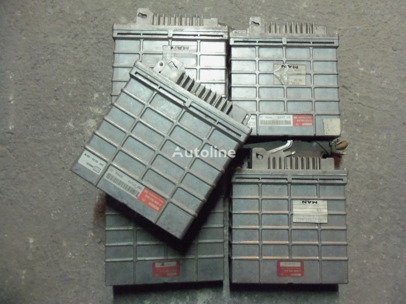 MAN 2,3,4 series ABS/ASR electronic control unit 81259356410, 0466104023, 81259356351, 8126200642, 8126200643, 8126200644 control unit for MAN tractor unit