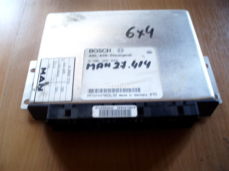 BOSCH 0486104033 ABS  81.25935.6710 control unit for MAN 27.414 truck
