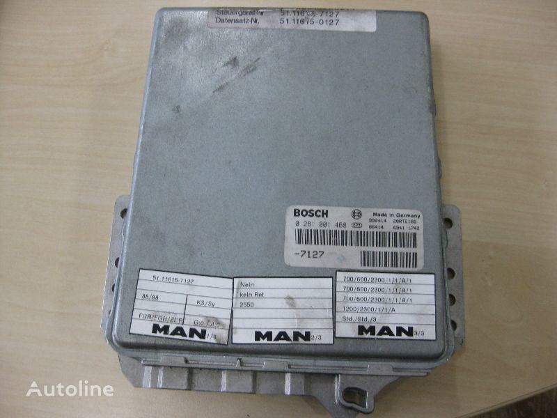 MAN BOSCH 0281001468 control unit for MAN truck