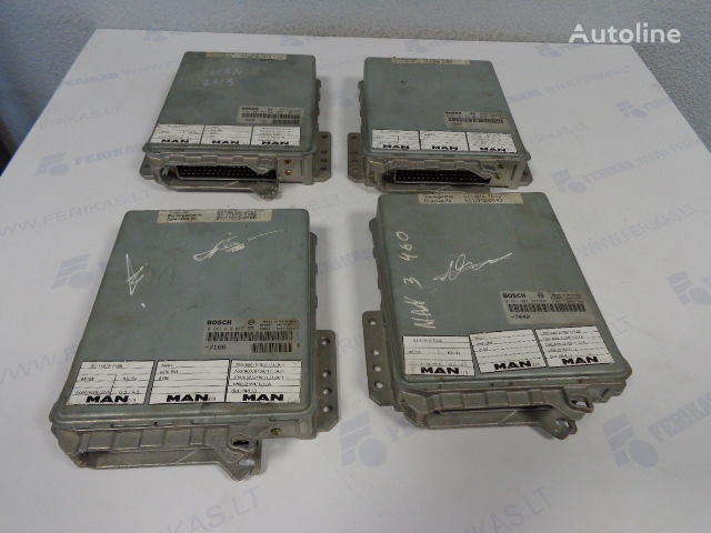 MAN EDC 0281001347,0281010017,0281001345,0281001346 BOSCH control unit for MAN tractor unit