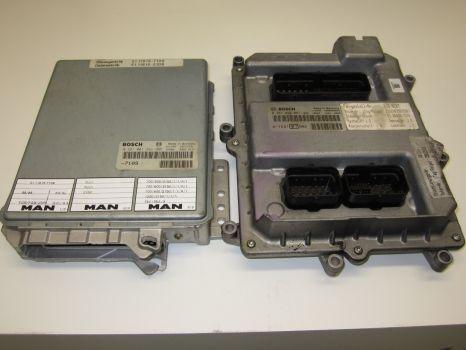 MAN EDC units stock control unit for MAN truck
