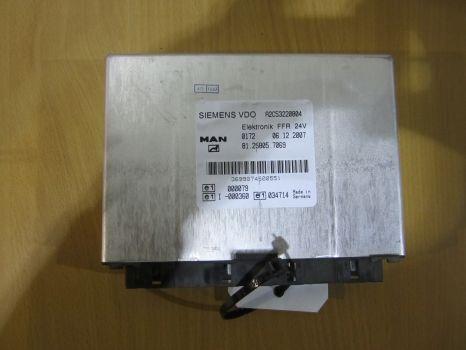 MAN FFR regeleenheid control unit for MAN TGL/M/A/S/X truck