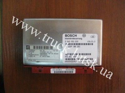 MAN Bosch 0260001033 control unit for MAN tga 18.410 truck