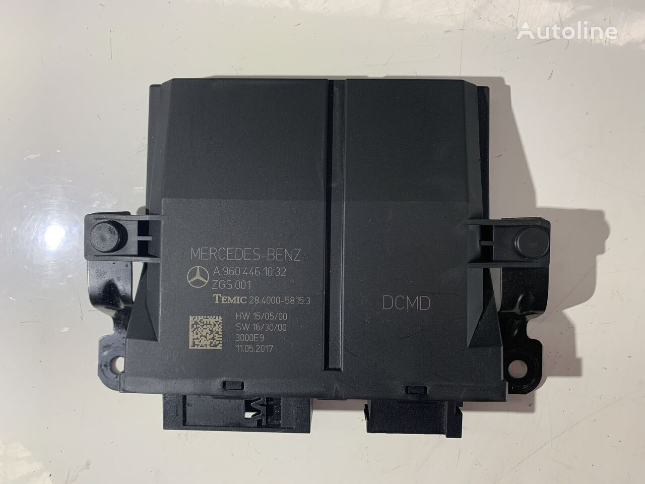 MERCEDES-BENZ control unit for MERCEDES-BENZ ACTROS  tractor unit