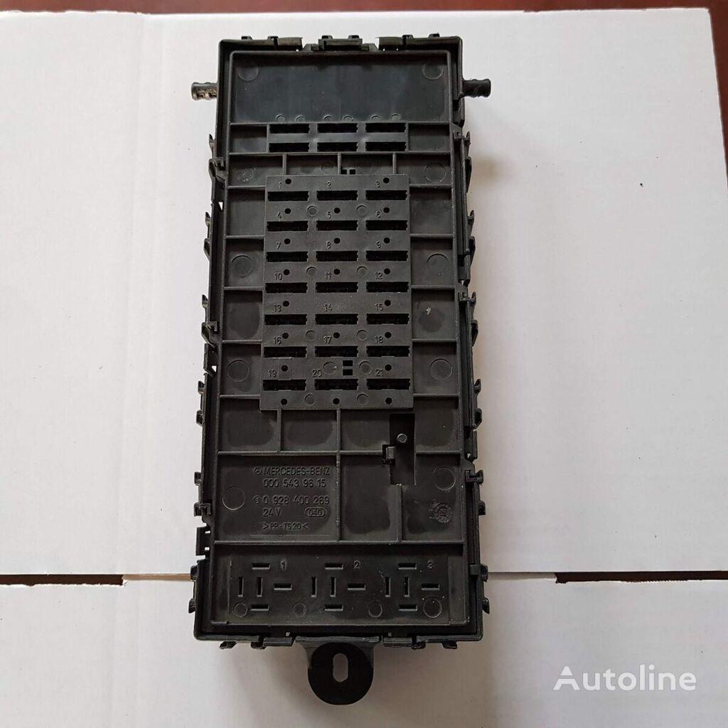 MERCEDES-BENZ (A 000 543 3615) control unit for MERCEDES-BENZ ACTROS truck