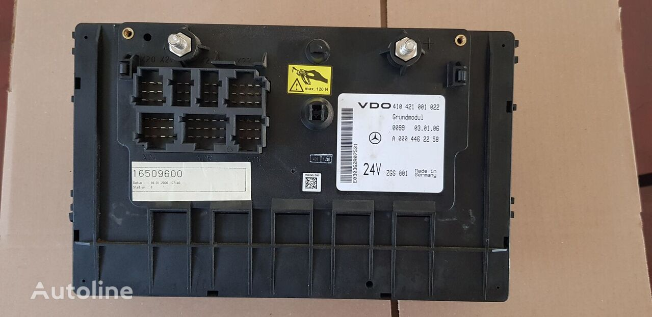 MERCEDES-BENZ (A 000 446 2258) control unit for MERCEDES-BENZ ACTROS truck