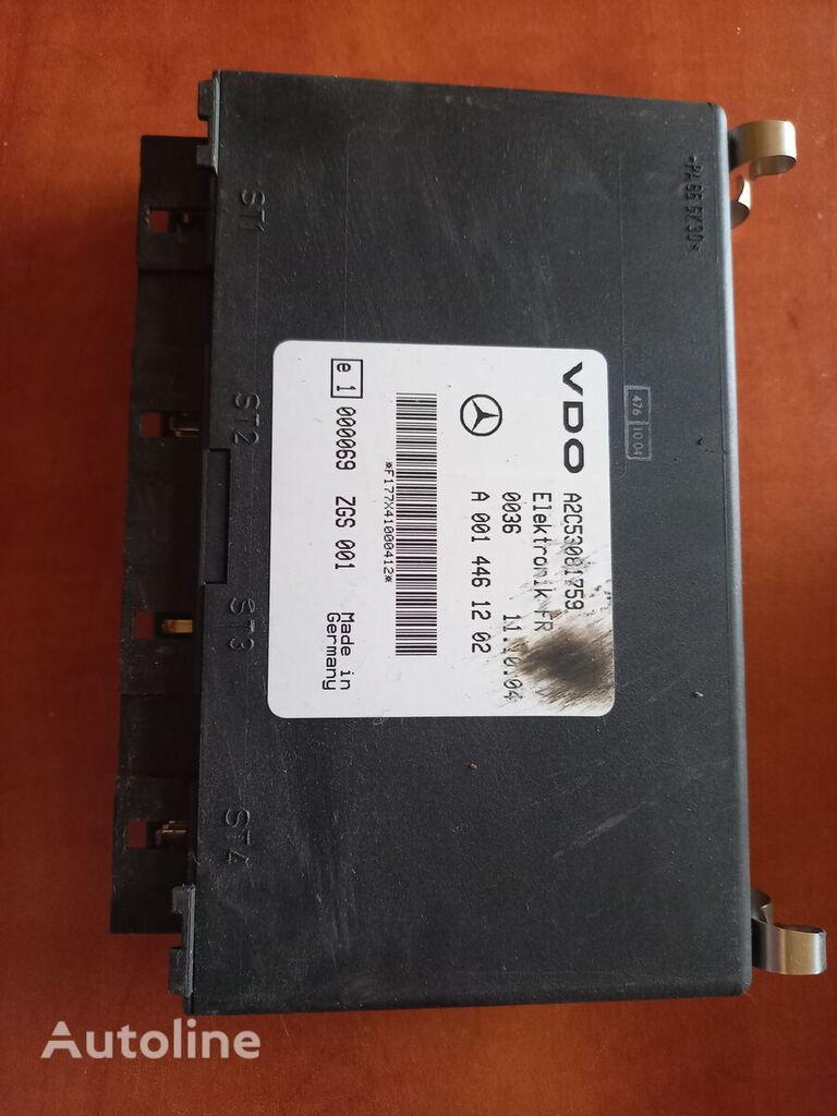 (A0014461202) control unit for MERCEDES-BENZ Atego truck