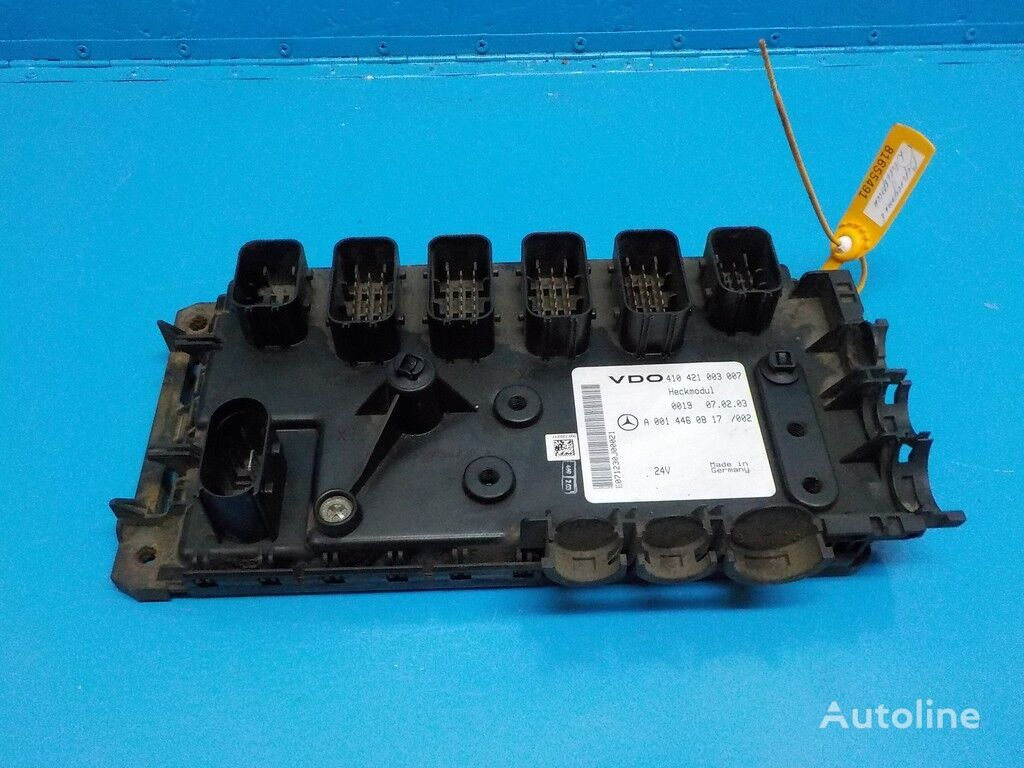 control unit for MERCEDES-BENZ truck