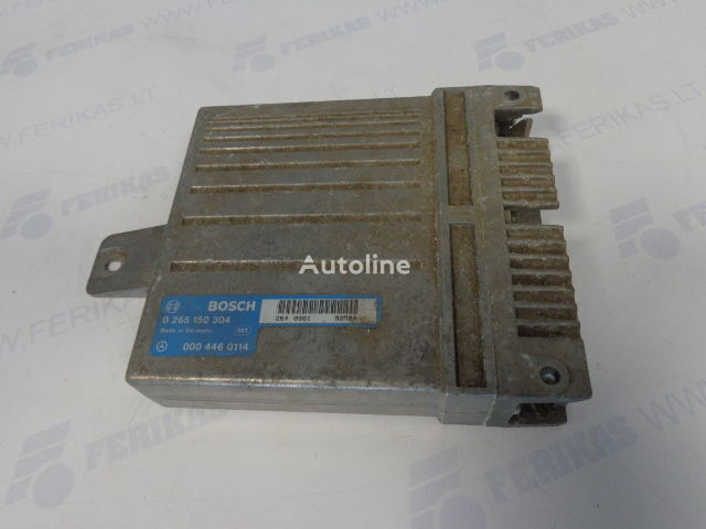 BOSCH control unit 0004460114, 0265150304 control unit for MERCEDES-BENZ tractor unit