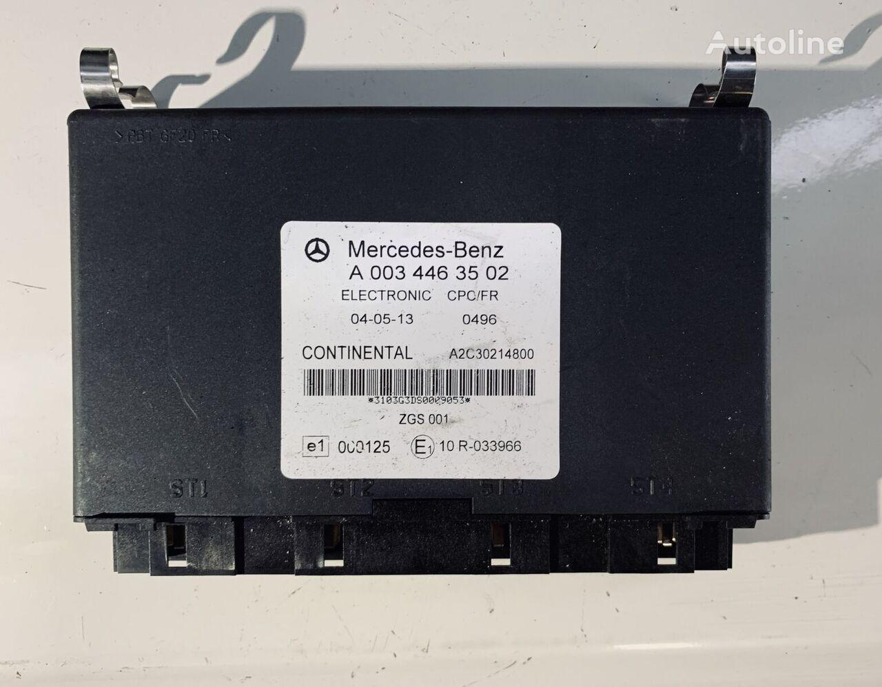 MERCEDES-BENZ 1824 control unit for truck