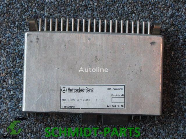 MERCEDES-BENZ A 000 446 06 15 ABS Regeleenheid control unit for MERCEDES-BENZ tractor unit