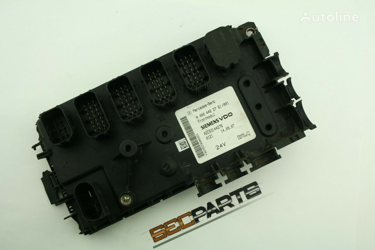 MERCEDES-BENZ A 0004462761 control unit for MERCEDES-BENZ ACTROS tractor unit