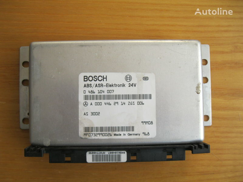 STEROWNIK ABS ASR control unit for MERCEDES-BENZ ATEGO tractor unit