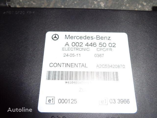 Mercedes Benz Actros MP3 FR unit ECU 0024465002, 0034464202, 0024463102, 0024463505, 0024464802, 0034464402, 0034465102, 0034465502, 0044460002 control unit for MERCEDES-BENZ Actros tractor unit
