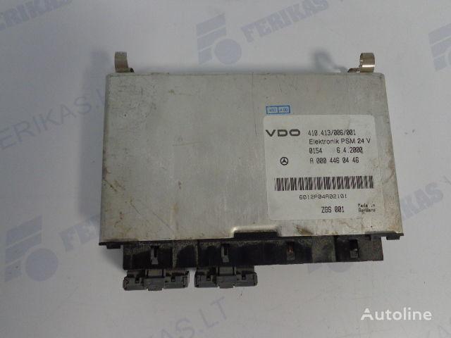 VDO Elektronik PSM 24 V ,410.413/006/001,0004460446 control unit for MERCEDES-BENZ Actros tractor unit