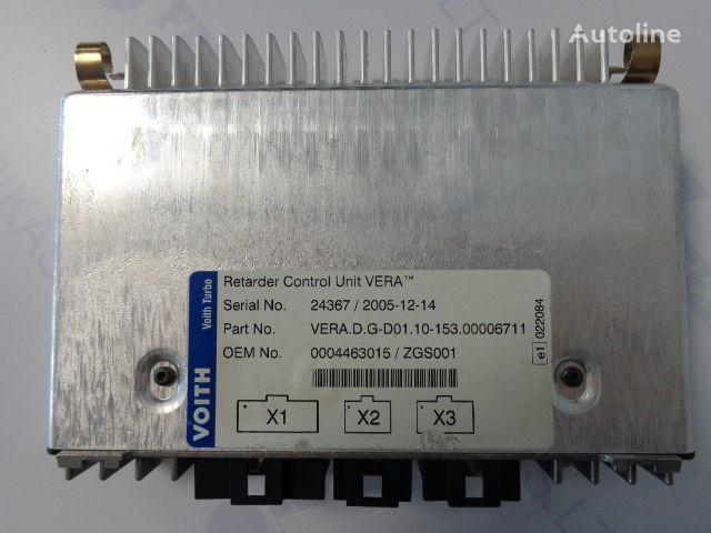 MERCEDES-BENZ Control unit 0004460715, 4461260110, 4461260010, 4461260260