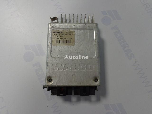 MERCEDES-BENZ Control unit 4461870030, 0004460326 WABCO control unit for MERCEDES-BENZ AXOR tractor unit