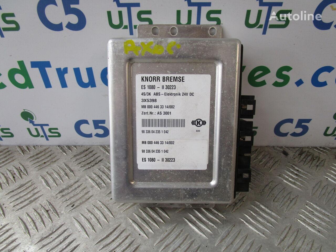 MERCEDES-BENZ EBS ECU control unit for MERCEDES-BENZ AXOR truck