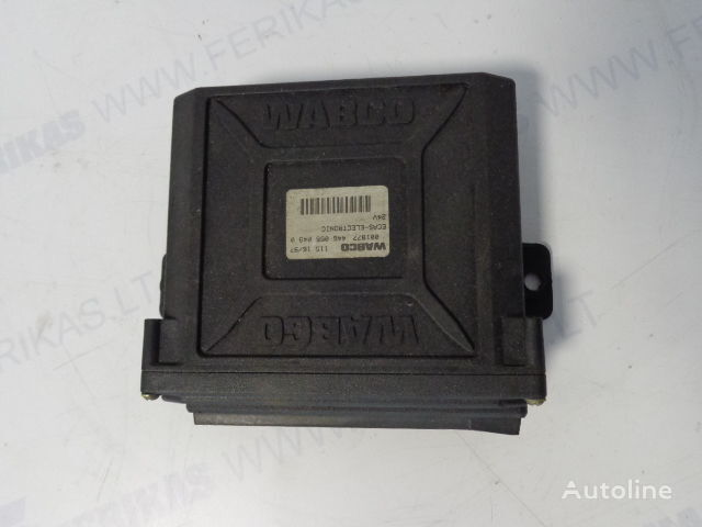 MERCEDES-BENZ ECAS-ELECTRONIS 4460550490 WABCO control unit for MERCEDES-BENZ tractor unit