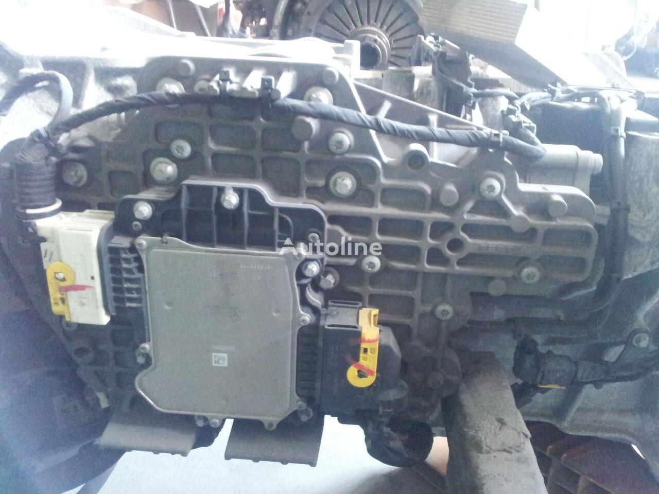 MERCEDES-BENZ EURO6, transmission positioner, shifting