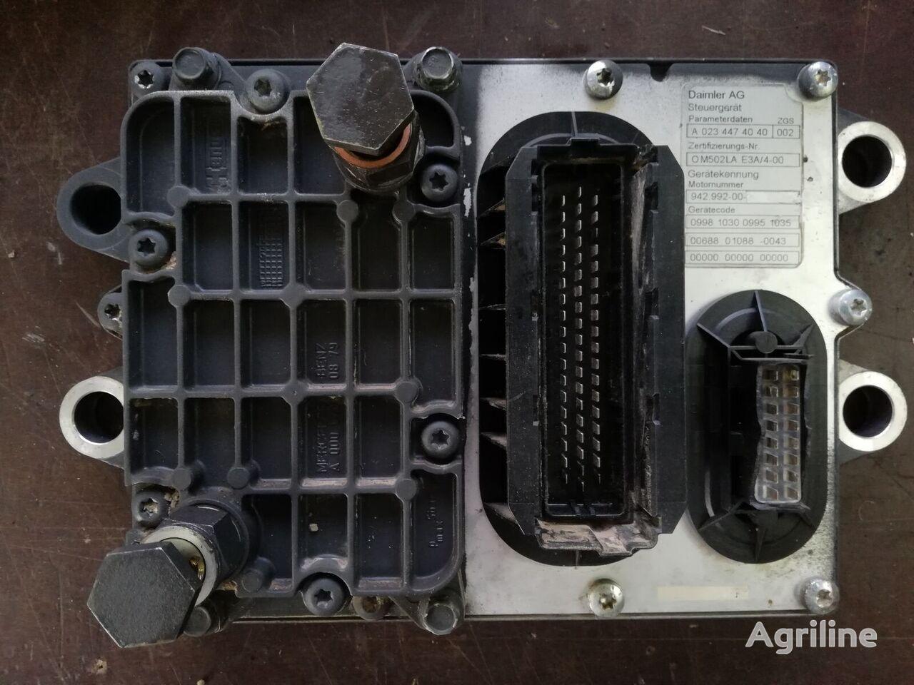 MERCEDES-BENZ OM 502 LA control unit for CLAAS combine-harvester