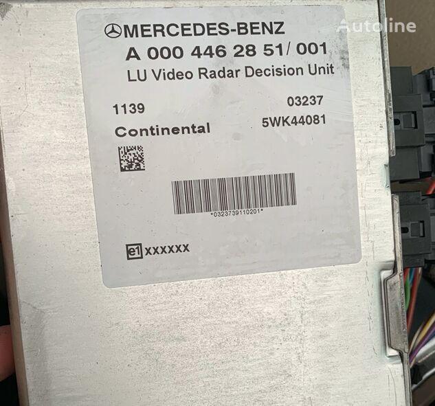 Radar Distronic (0004462851) control unit for MERCEDES-BENZ Actros Mp4 truck