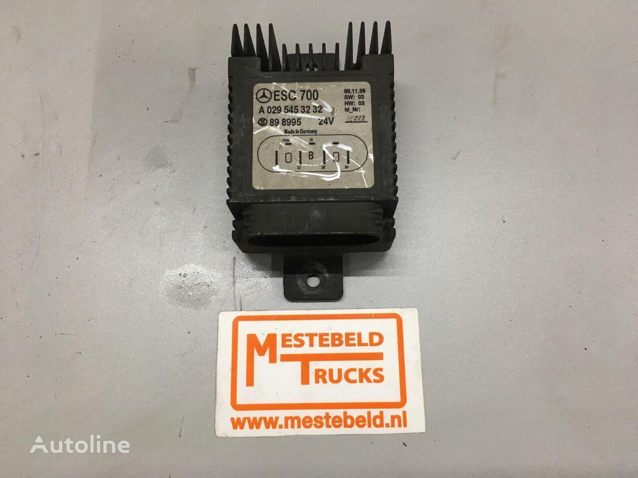 MERCEDES-BENZ Stuurkast ESC 700 control unit for truck