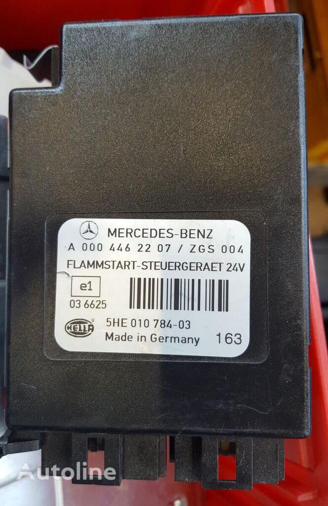 new MERCEDES-BENZ ZGS Flammstart Steuergerät (A0004462207) control unit for MERCEDES-BENZ ATEGO truck