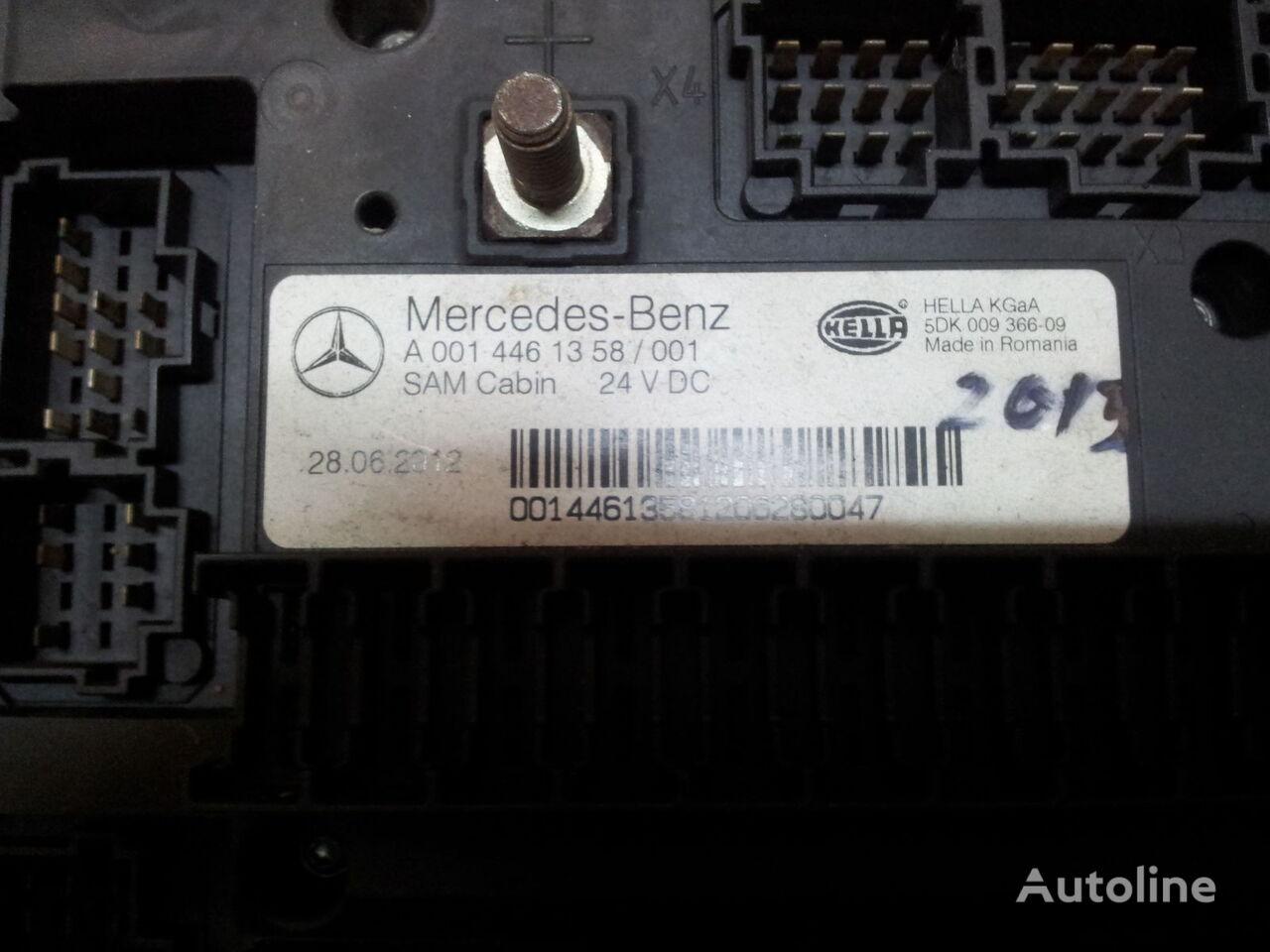Mercedes Benz Actros Mp4 Euro6 Grundmodul Fuse Box Relay Sam 98