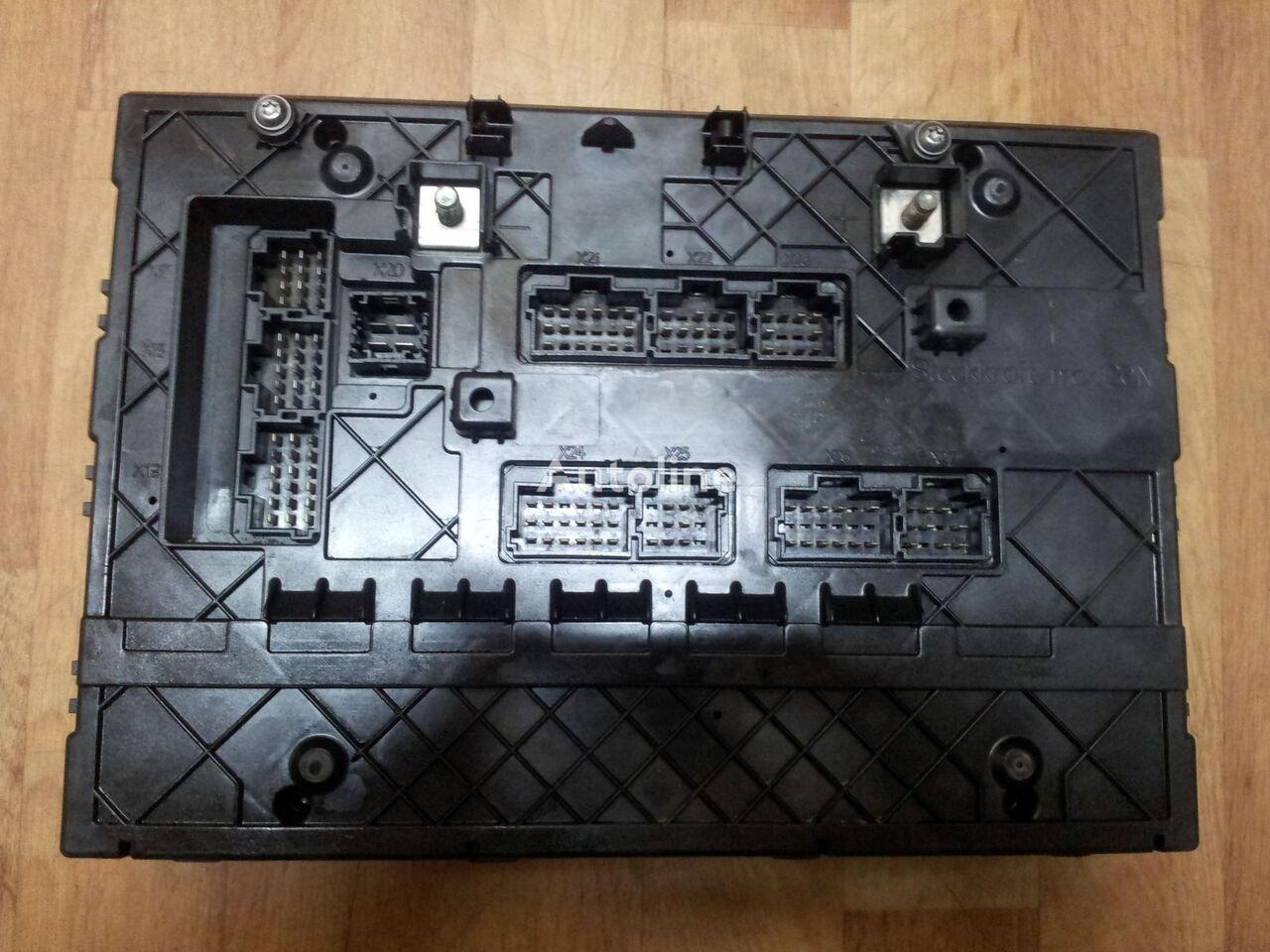 Actros Gm Fuse Box Detailed Schematics Diagram Panel Mercedes Benz Mp4 Euro6 Grundmodul Relay Sam Chrysler
