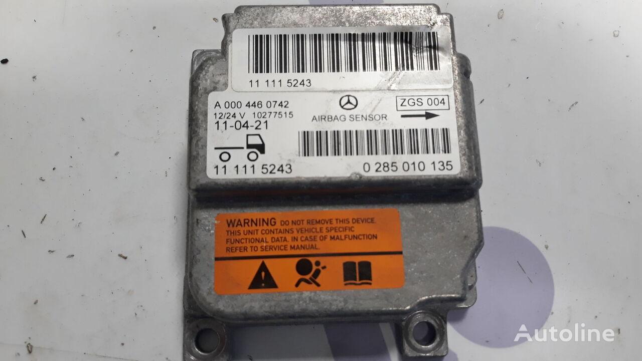 MERCEDES-BENZ airbag sensor control unit for MERCEDES-BENZ Actros tractor unit