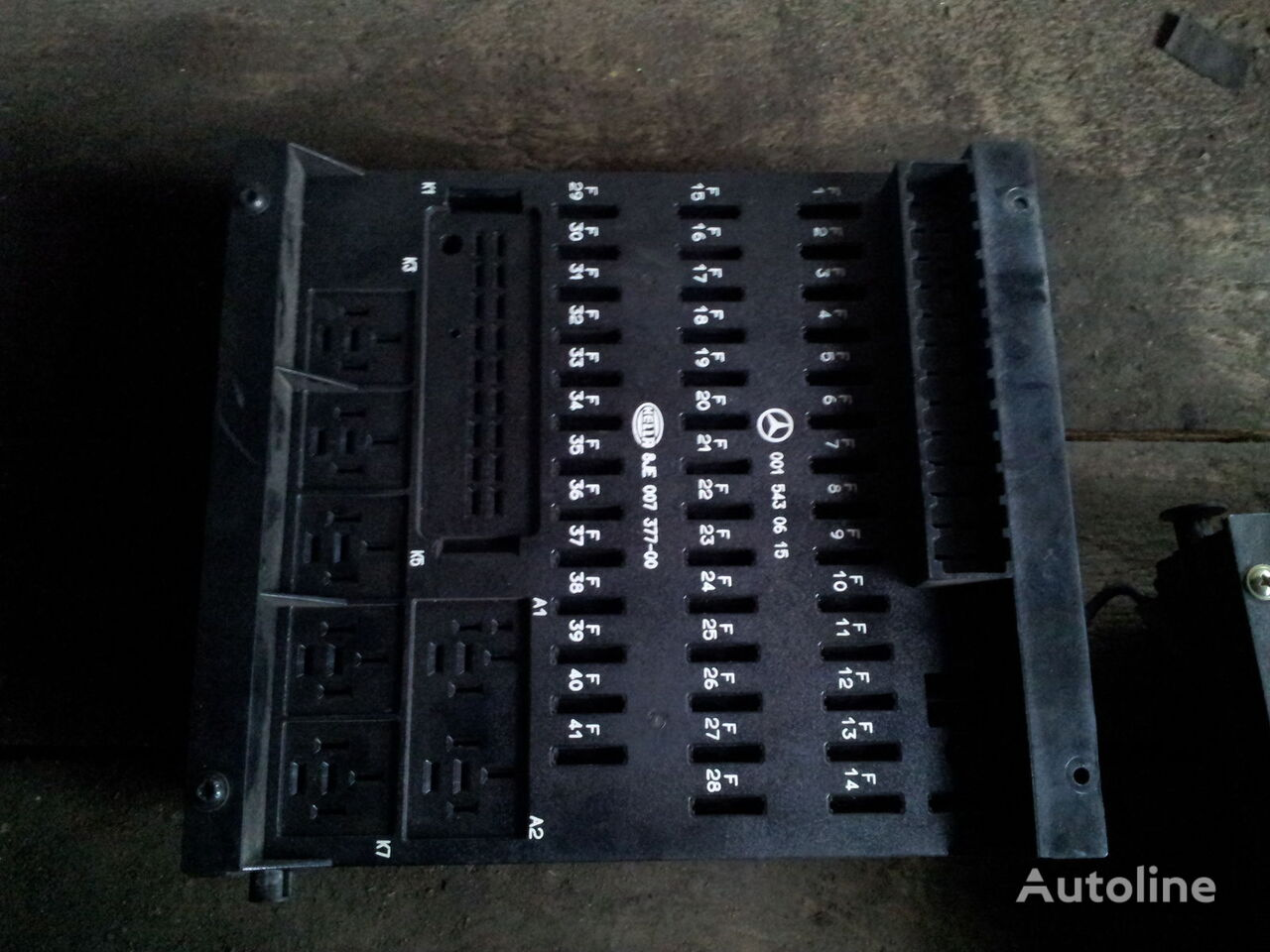 spare part control unitMERCEDES BENZ fuse boks central electric control unit 1_big 17091513124451257000 mercedes benz actros fuse box cover parts numbers mercedes  at nearapp.co