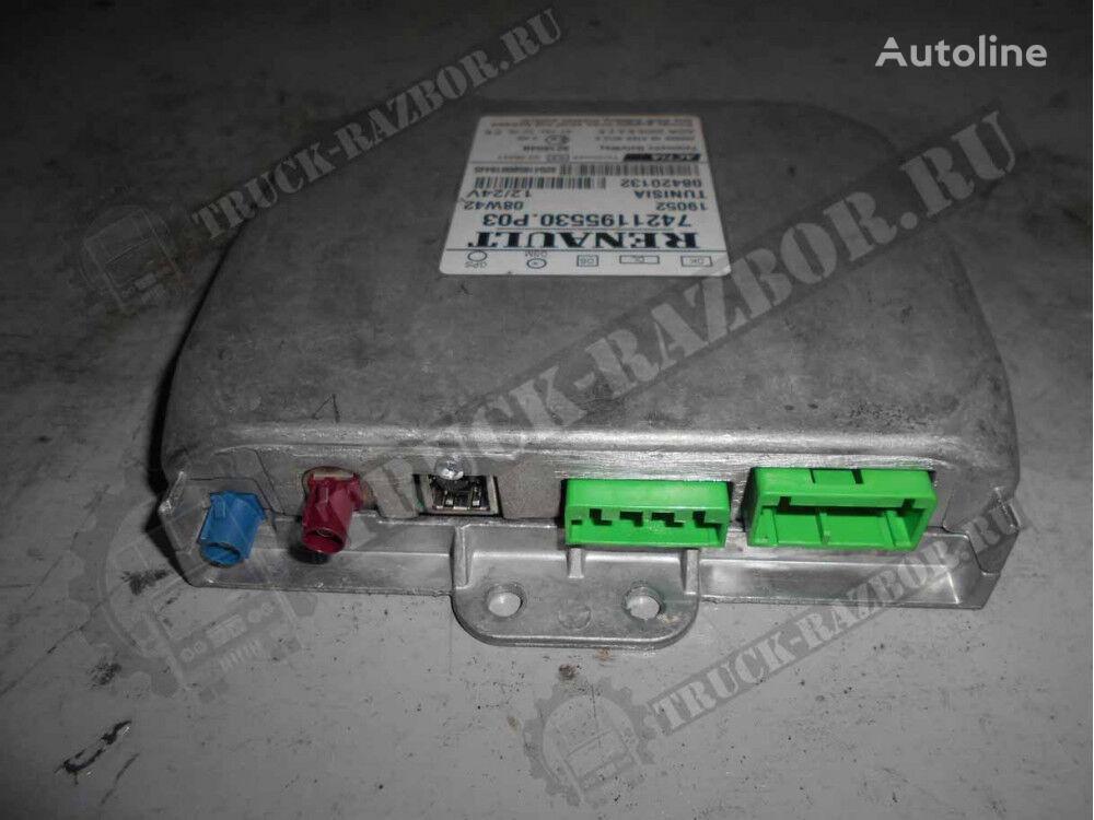 RENAULT control unit for RENAULT tractor unit